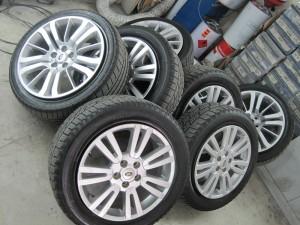 Alloy Wheel Repairs Shropshire