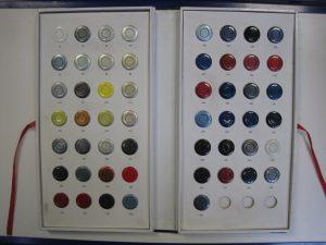 Parking Sensor Colours