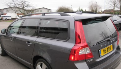 Volvo Window Tints