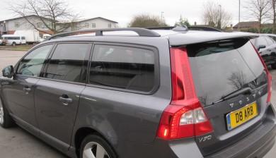 Volvo Window Tints
