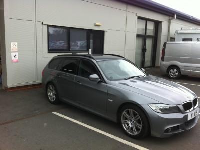 BMW Window Tints