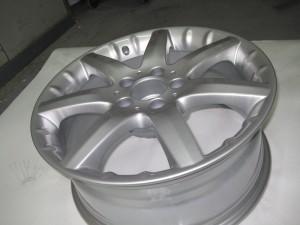 Alloy Wheel Refurbishment Shropshire Mercedes