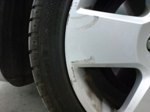 Minor Alloy Wheel Repairs