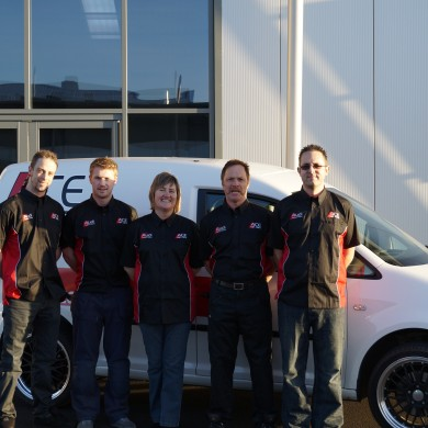 Ace Car Care Staff