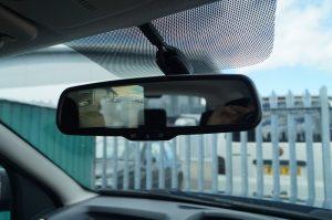 Reverse Camera Mirror Image